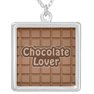Chocolate Lover necklace