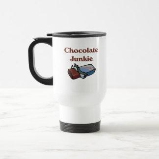 Chocolate Lover or Chocoholic Mug