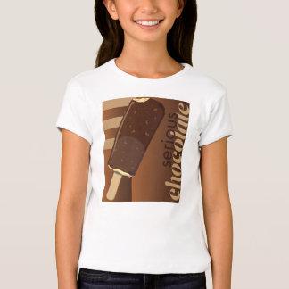 Chocolate-lover Tee Shirt for Girls