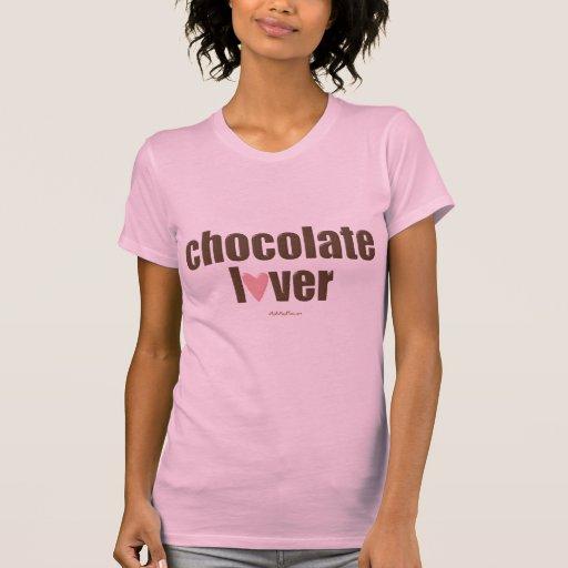 Chocolate Lover Tshirts
