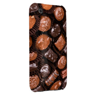 Chocolate Lovers Delight Box of Candy iPhone 3 Case-Mate Cases