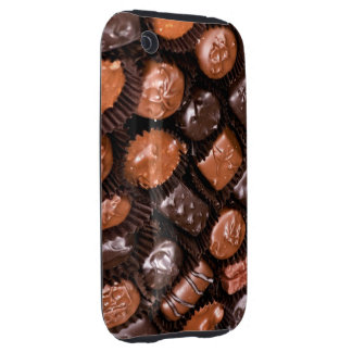 Chocolate Lovers Delight Box of Candy Tough iPhone 3 Case