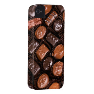 Chocolate Lovers Delight Box of Candy Case-Mate iPhone 4 Case