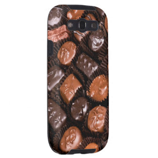 Chocolate Lovers Delight Box of Candy Galaxy SIII Cases