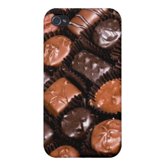 Chocolate Lovers Delight Box of Candy Case For iPhone 4
