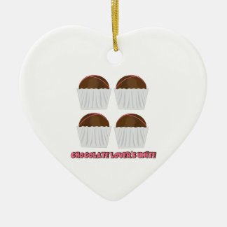 Chocolate Lover's Unite Christmas Tree Ornaments