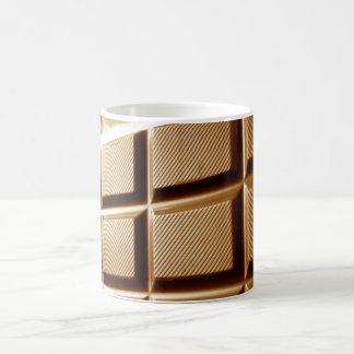 Chocolate magic morphing mug