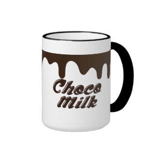 Chocolate milk design Mug