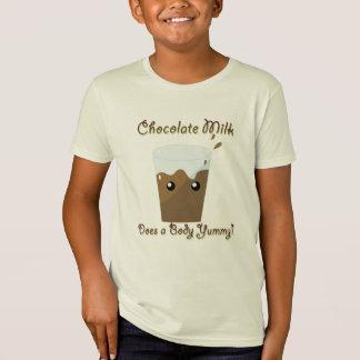 Chocolate Milk Does a Body Yummy