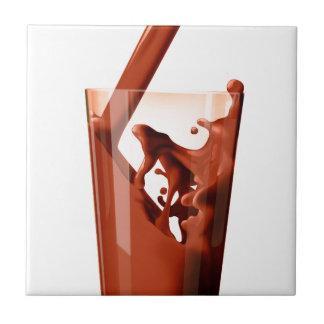 Chocolate Milk Tile
