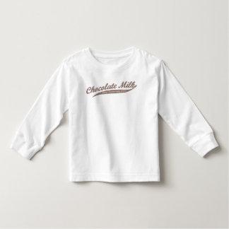chocolate milk toddler t-shirt