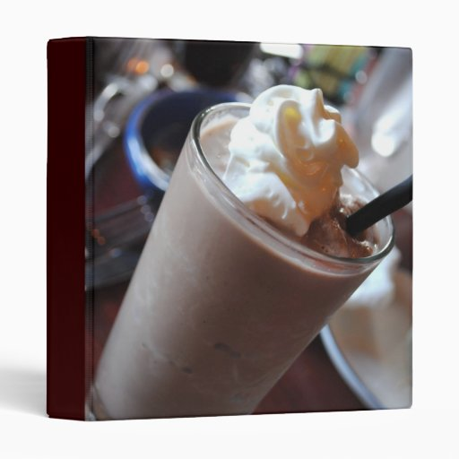 Chocolate Milkshake Binder