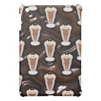 Chocolate Milkshake Pattern Case For The iPad Mini