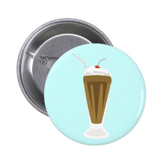 Chocolate Milkshake Pins