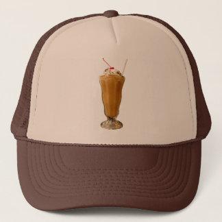 Chocolate Milkshake Trucker Hat