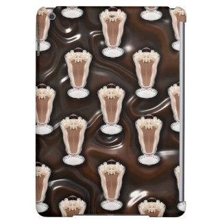 Chocolate Milkshakes Pattern Case For iPad Air