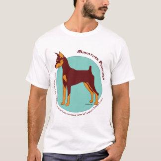 Chocolate Min Pin T-Shirt