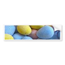 Chocolate Mini Eggs Bumper Sticker