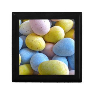 Chocolate Mini Eggs Jewelry Box