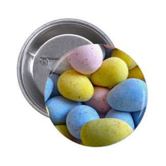 Chocolate Mini Eggs Pinback Button