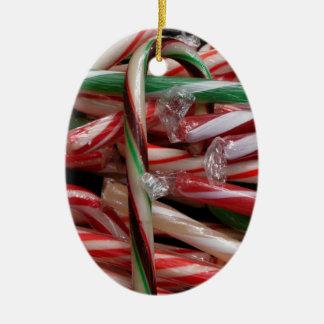 Peppermint Candy Ornaments & Keepsake Ornaments | Zazzle