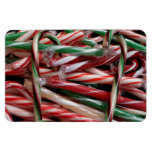 Chocolate Mint Candy Canes Magnet