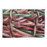 Chocolate Mint Candy Canes Towel