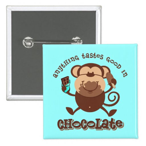Chocolate Monkey Buttons