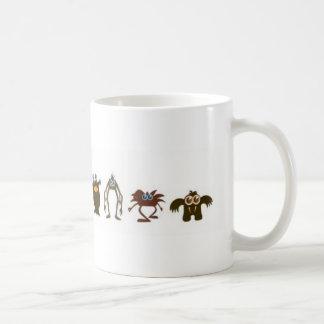 Chocolate Monsters Coffee Mug