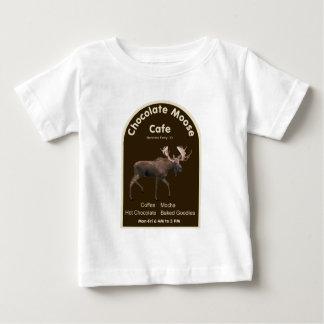 Chocolate Moose Cafe Baby T-Shirt