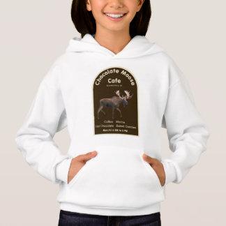 Chocolate Moose Cafe Hoodie