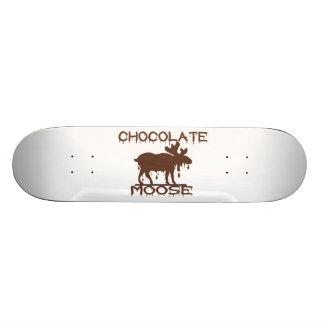 Chocolate Moose Custom Skate Board