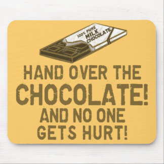 Chocolate Mouse Pad