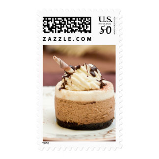 Chocolate Mousse Cake Postage