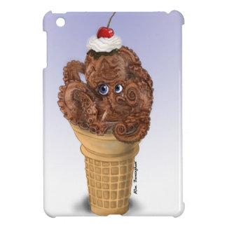 Chocolate Octopus Ice Cream Case For The iPad Mini