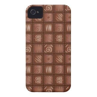 Chocolate Pattern Case-Mate iPhone 4 Case