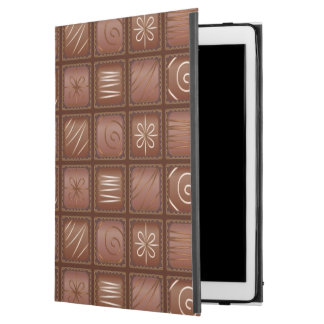 "Chocolate Pattern iPad Pro 12.9"" Case"