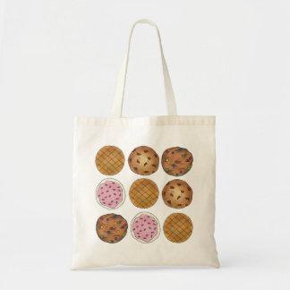 Chocolate Peanut Sugar Cookie Cookies Baking Tote