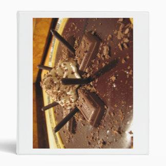 Chocolate Pocky Pie Binder