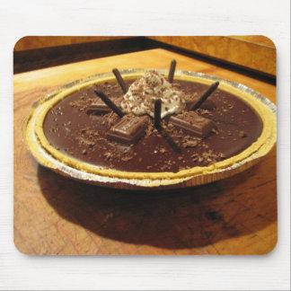 Chocolate Pocky Pie Mouse Pad