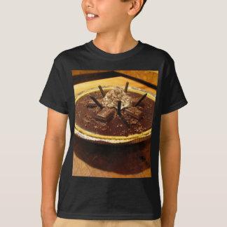 Chocolate Pocky Pie T-Shirt