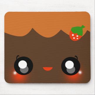 Chocolate Pudding Mouse Pad