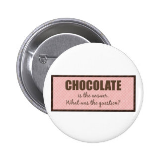 Chocolate Question Button