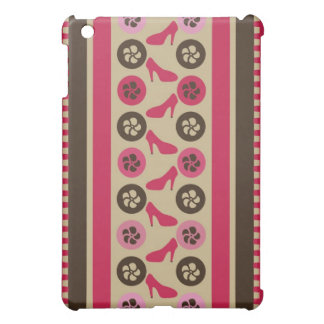 Chocolate Raspberry Flirty  iPad Mini Cover