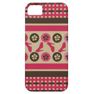 Chocolate Raspberry Flirty iPhone Universal Cases iPhone SE/5/5s Case