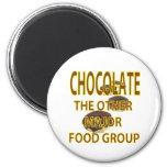 Chocolate Refrigerator Magnet