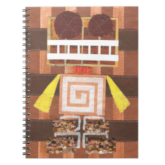 Chocolate Robot Notebook