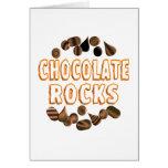 Chocolate Rocks Cards