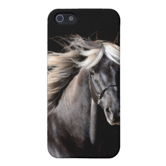 Chocolate Rocky Mountain Horse Case For iPhone SE/5/5s