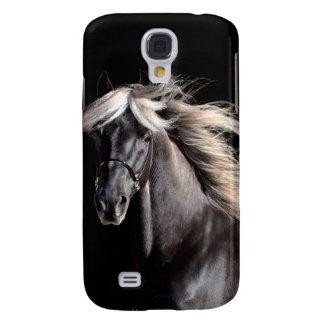 Chocolate Rocky Mountain Horse Galaxy S4 Case